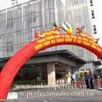 Lễ khai trương Bệnh viện ĐK Quốc tế Hải Phòng-Vĩnh Bảo và khánh thành CV sông Chanh Dương
