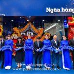Ngân Hàng Bản Việt Thủ Đô Khai Trương