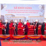 Tổ Chức Lễ Khởi Công, Động Thổ Tại Hưng Yên