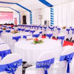 Cho thuê bàn ghế tổ chức sự kiện tại Hải Dương | Perfect Media