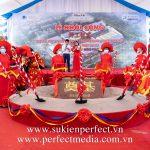Lễ Khởi Công Xây Dựng Công Ty Công Nghệ Shunsin Bắc Giang